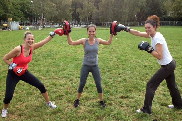 Boxing Workout Frankfurt