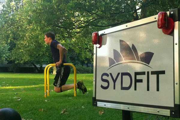 Frankfurt Bootcamp SYDFIT