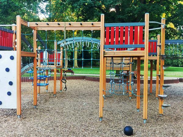 Rothschildpark Spielplatz